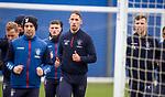 28.02.2020 Rangers training: Nikola Katic