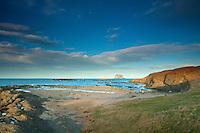 Bass Rock from North Berwick, East Lothian