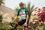 Alexander Kristoff (NOR) UAE Team Emirates before the start of Stage 4 of 10th Tour of Oman 2019, running 131km from Yiti (Al Sifah) to Oman Convention and Exhibition Centre, Oman. 19th February 2019.<br /> Picture: ASO/K&aring;re Dehlie Thorstad | Cyclefile<br /> All photos usage must carry mandatory copyright credit (&copy; Cyclefile | ASO/K&aring;re Dehlie Thorstad)