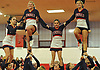 MacArthur performs during the varsity segment of the Freeport Devil Winter Cheerleading Competition at Freeport High School on Sat, Dec. 16, 2017.