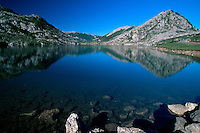 Spanien, Asturien, Picos de Europa, Enol-See