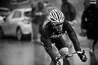 Jasper Stuyven (BEL/Trek-Segafredo) over the top of the Col de Joux Plane (HC/1691m/11.6km/8.5%)<br /> <br /> Stage 20: Megève › Morzine (146.5km)<br /> 103rd Tour de France 2016