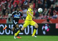 Fussball 1. Bundesliga :  Saison   2011/2012   Liga Total Cup  20.07.2011 Borussia Dortmund - Hamburger SV Lukasz Piszczek (Borussia Dortmund)