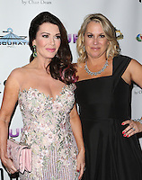 Los Angeles, CA - NOVEMBER 03: Lisa Vanderpump, Jennifer Kirk at The Vanderpump Dogs Foundation Gala in Taglyan Cultural Complex, California on NOVEMBER 03, 2016. Credit: Faye Sadou/MediaPunch