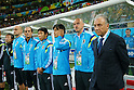 Alberto Zaccheroni (JPN), <br /> JUNE 14, 2014 - Football /Soccer : <br /> 2014 FIFA World Cup Brazil <br /> Group Match -Group C- <br /> between Cote d'Ivoire 2-1 Japan <br /> at Arena Pernambuco, Recife, Brazil. <br /> (Photo by YUTAKA/AFLO SPORT) [1040]