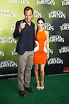 Will Arnett and Megan Fox at the  Teenage Mutant  Ninja Turtles Primer at the Hoyts, The Entertainment Quartera Sydney  australia7th sept 2014 Photo By David Youdell /Ents Images/oic 02031741069