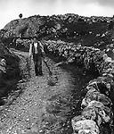 Peasant in Connemara 1946
