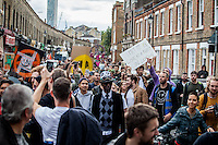 "08.10.2016 - ""Protest To Save London's Nightlife Community"""