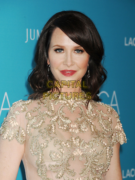 BEVERLY HILLS, CA - FEBRUARY 17: Costume designer Janie Bryant attends the 17th Costume Designers Guild Awards at The Beverly Hilton Hotel on February 17, 2015 in Beverly Hills, California.<br /> CAP/ROT/TM<br /> &copy;TM/ROT/Capital Pictures
