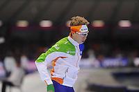 SCHAATSEN: HEERENVEEN: IJsstadion Thialf, 16-11-2012, Essent ISU World Cup, Season 2012-2013, Men 5000 meter Division A, Jorrit Bergsma (NED), ©foto Martin de Jong
