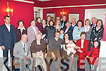 Lorraine O'Shea and David Morrans Killarney and Edinburgh who celebrated the christening of their son Kealan with their families in the Dromhall Hotel Killarney on Saturday    Copyright Kerry's Eye 2008