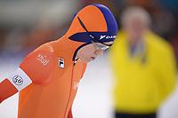 SCHAATSEN: HEERENVEEN: 07-03-2020, IJsstadion Thialf, ISU World Cup Final, 1000m Ladies, Letitia de Jong (NED), ©foto Martin de Jong