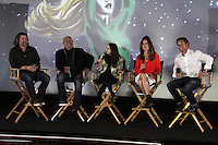 Ronald D. Moore, Edward James Olmos, Mary McDonnell, Jamie Bamber<br /> at the Hero Complex Film Festival: Battlestar Galactica Screening and cast Q&A, Chinese 6, Hollywood, CA 05-30-14<br /> David Edwards/DailyCeleb.com 818-249-4998