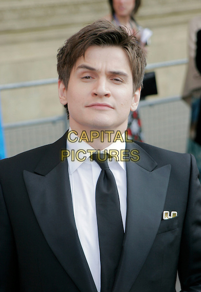 GARDAR THOR CORTES  .The Classical Brit Awards 2007, Royal Albert Hall, London, England. .May 3rd, 2007.headshot portrait .CAP/AH.©Adam Houghton/Capital Pictures