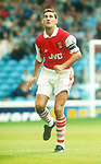 Tony Adams of Arsenal - Premier League - Manchester City v Arsenal  - Maine Road Stadium - Manchester - England - 10th September 1995 - Picture Sportimage