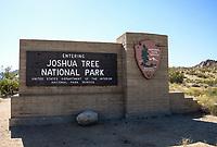 Joshua Tree National Park Monument