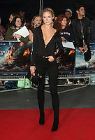 Kimberley Garner at the Deepwater Horizon European Premiere at Cineworld Leicester Square, London on September 26th 2016<br /> CAP/ROS<br /> &copy;Steve Ross/Capital Pictures /MediaPunch ***NORTH AND SOUTH AMERICAS ONLY***
