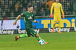 12.03.2018, Weser Stadion, Bremen, GER, 1.FBL, Werder Bremen vs 1.FC Koeln, im Bild<br /> <br /> Milot Rashica (Werder Bremen #11)<br /> <br /> Foto &copy; nordphoto / Kokenge
