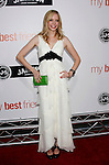 """HOLLYWOOD, CA. - September 15: Actress Riki Lindhome arrives at the world premiere of """"My Best Friend's Girl"""" at The Arclight Hollywood on September 15, 2008 in Hollywood, California."""