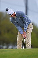 Matt Kuchar (USA) watches his birdie putt on 1 during day 5 of the WGC Dell Match Play, at the Austin Country Club, Austin, Texas, USA. 3/31/2019.<br /> Picture: Golffile | Ken Murray<br /> <br /> <br /> All photo usage must carry mandatory copyright credit (&copy; Golffile | Ken Murray)