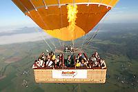 20150117 January 17 Hot Air Balloon Gold Coast