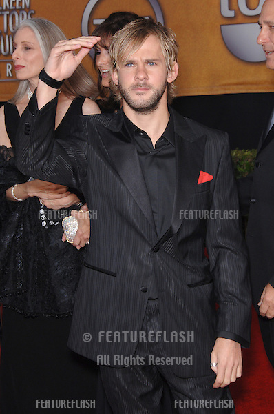 DOMINIC MONAGHAN at the 12th Annual Screen Actors Guild Awards at the Shrine Auditorium, Los Angeles..January 29, 2006  Los Angeles, CA..© 2006 Paul Smith / Featureflash
