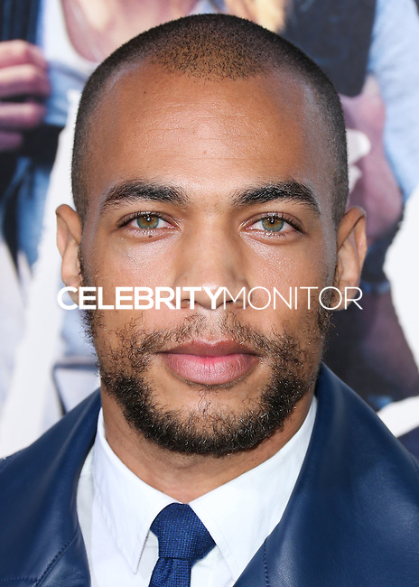 BEVERLY HILLS, CA, USA - NOVEMBER 19: Kendrick Sampson arrives at the Los Angeles Premiere Of Fox Searchlight Pictures' 'Wild' held at the AMPAS Samuel Goldwyn Theater on November 19, 2014 in Beverly Hills, California, United States. (Photo by Xavier Collin/Celebrity Monitor)