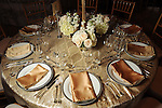 One of the tables at the Children's Museum Gala at The Corinthian Saturday Oct. 13,2012.(Dave Rossman photo)