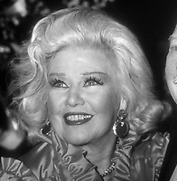 Ginger Rogers 1981<br /> John Barrett/PHOTOlink.net
