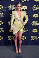 06 June 2018 - Nashville, Tennessee - Carrie Underwood. 2018 CMT Music Awards held at Bridgestone Arena.  <br /> CAP/ADM/LF<br /> &copy;LF/ADM/Capital Pictures