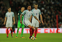 England Kyle Walker during the FIFA World Cup 2018 Qualifying Group F match between England and Slovenia at Wembley Stadium on October 5th 2017 in London, England. <br /> Calcio Inghilterra - Slovenia Qualificazioni Mondiali <br /> Foto Phcimages/Panoramic/insidefoto