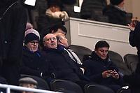 Giuseppe Marotta-Javier Zanetti<br /> Milano 19-1-2019 Giuseppe Meazza stadium Football Serie A 2018/2019 Inter - Sassuolo <br /> Foto Image Sport / Insidefoto