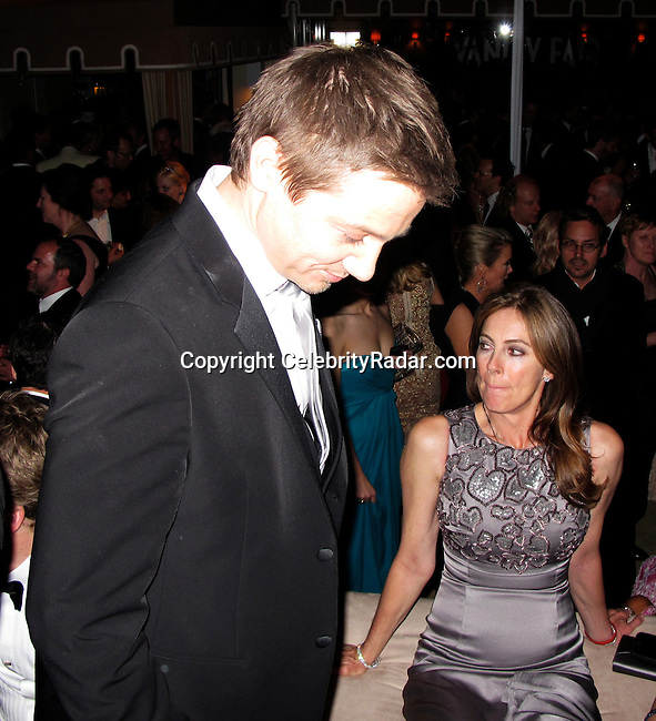 Jeremy Renner and Katheryn Bigelow..Vanity Fair Oscar Party..Sunset Tower Hotel..Hollywood, CA, USA..Sunday, March 07, 2010..Photo ByCelebrityRadar.com.To license this image please call (212) 410 5354; or Email:CelebrityRadar10@gmail.com ;.website: www.CelebrityRadar.com.