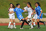 02-08-11 Leuzinger vs West Torrance Girls Varsity Soccer