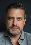 "Raúl Esparza attends the photo call for the cast and creative team of MCC Theater's New York Premiere of ""Seared"" on September 11, 2019 at Artesia Wine Bar in New York City."