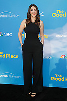 """LOS ANGELES - JUN 7:  D'Arcy Carden at the NBC's """"The Good Place"""" FYC Event at the Television Academy on June 7, 2019 in North Hollywood, CA"""