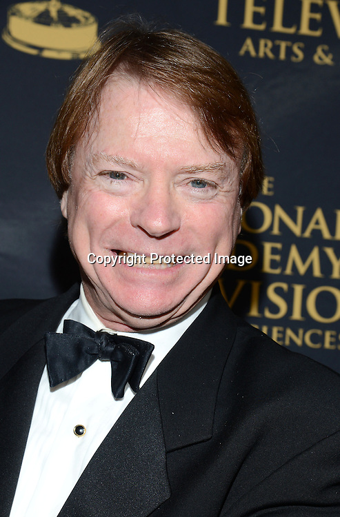 Jay Johnson attends the Daytime Emmy Creative Arts Awards Press Room on April 24, 2015 at the Universal l Hilton in Universal City,<br /> California, USA.