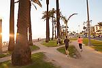 Southern California Palisades Park, Santa Monica, CA Santa Monica, California, CA, USA