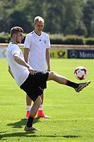 Timo Werner (Deutschland, Germany) - 14.06.2017: Training der Deutschen Nationalmannschaft zur Vorbereitung auf den Confed Cup, Sportpark Kelsterbach
