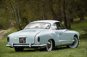 12/04/18 - BELLERIVES SUR ALLIER - ALLIER - FRANCE - Essais Volkswagen Karmann GHIA Type 14 de 1963 - Photo Jerome CHABANNE
