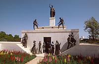 Zypern (Süd), Befreiungsdenkmal in Nicosia (Lefkosia)