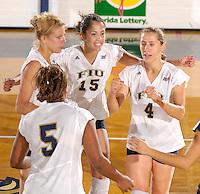 FIU Volleyball v. Denver (10/8/06)