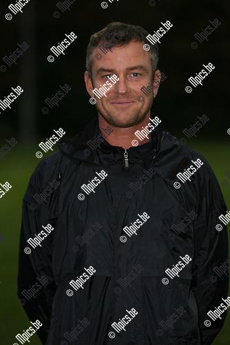 2008-09-11 / Voetbal / Mariaburg VK / Tom  Baelemans ..Foto: Maarten Straetemans (SMB)