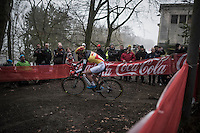 Belgian Champion Sanne Cant (BEL/Enertherm-Beobank)<br /> <br /> UCI Cyclocross World Cup Namur/Belgium 2016