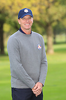 Steve Stricker at The USA Team Picture for the Ryder Cup 2012, Medinah Country Club,Medinah, Illinois,USA.Picture: Fran Caffrey/www.Golffile.ie.