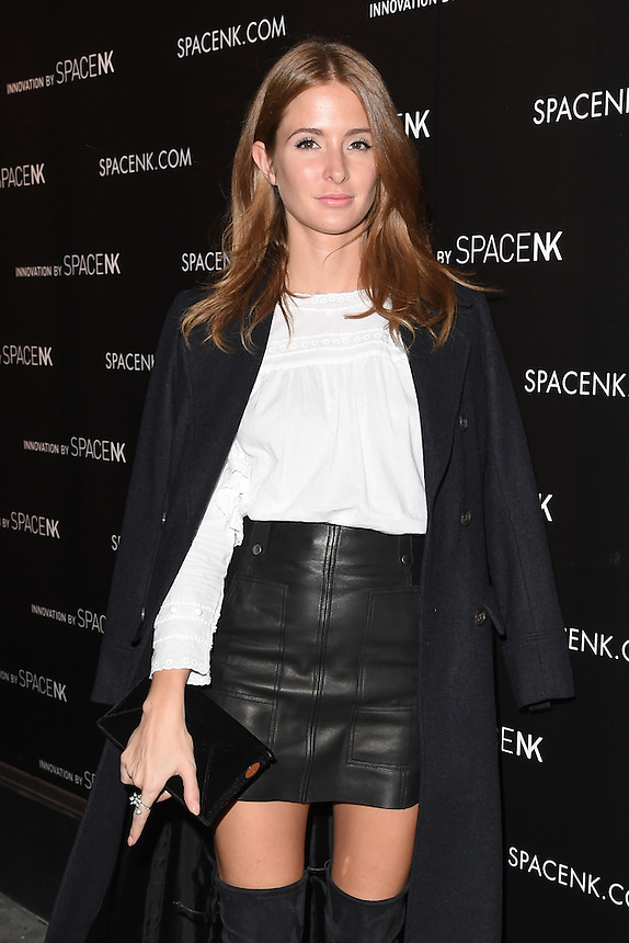 Millie Mackintosh<br /> at the opening of the 'Innovation by Space NK' store on Regent's Street, London.<br /> <br /> <br /> ©Ash Knotek  D3196  10/11/2016