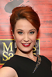 """Sierra Boggess attends The Opening Night of the New Broadway Production of  """"Miss Saigon""""  at the Broadway Theatre on March 23, 2017 in New York City"""