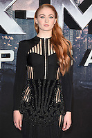 Sophie Turner<br /> at the &quot;X-Men Apocalypse&quot; premiere held at the IMAX, South Bank, London<br /> <br /> <br /> &copy;Ash Knotek  D3116  09/05/2016