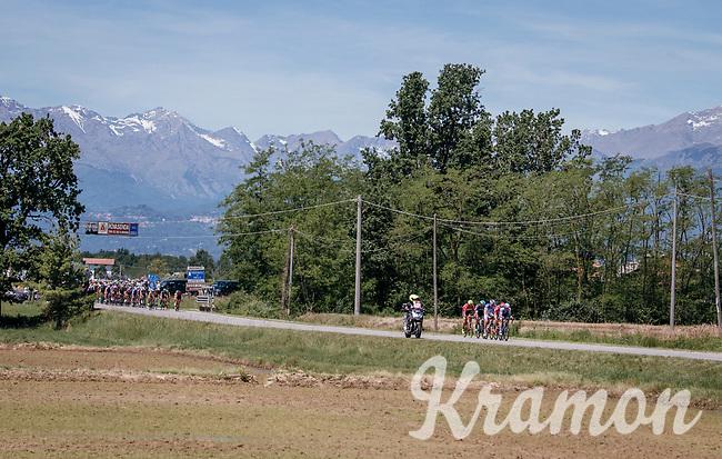 breakaway group attempt #1<br /> <br /> Stage 15: Valdengo &rsaquo; Bergamo (199km)<br /> 100th Giro d'Italia 2017
