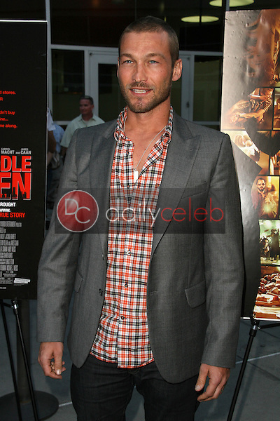 Andy Whitfield<br />